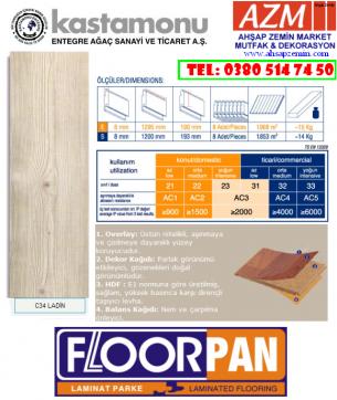 FloorPan Laminat Parke Teknik Özellikleri Nelerdir? FloorPan Laminat Parke  Özellikleri Nelerdir?